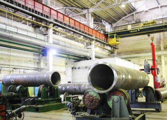 Беларуска АЕЦ – Започна заваряването на главния циркулационен тръбопровод на РУ на първи енергоблок