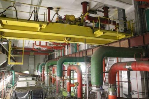Ленинградска АЕЦ-2 – На първи блок завършиха изпитанията на тръбопроводите за основна питателна водa