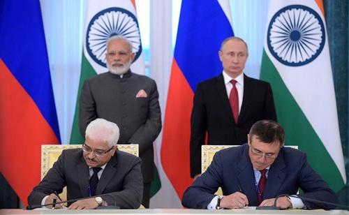 """Групата компании ASE и Индийската корпорация по ядрена енергия подписаха споразумение за строителство на Пети и Шести енергоблок на АЕЦ """"Куданкулам"""""""