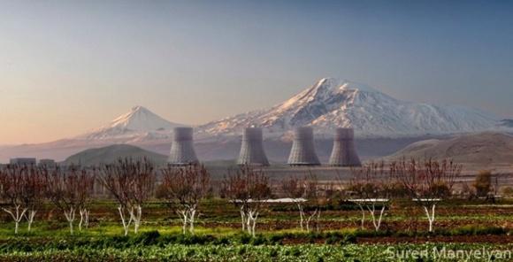 """Генералният директор на """"Росатом"""" Алексей Лихачов направи работно посещение в Армения във връзка с ПСЕ на АЕЦ """"Мецамор"""""""