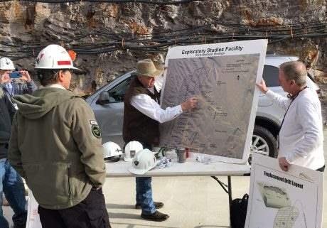 САЩ – проектът за националното хранилище за ОЯГ и ядрени отпадъци в планината Юка отново е на дневен ред