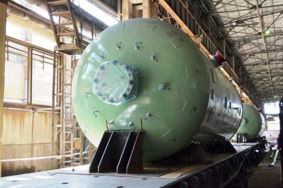 Компанията «АЭМ-технологии» изпрати компоненти от системата за безопасност – САОЗ на Беларуската АЕЦ