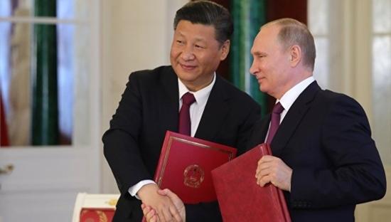 """Русия и Китай до края на годината ще подпишат пакет от документи по четири проекта на """"Росатом"""""""