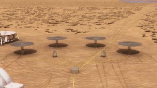 NASA ще тества ядрен реактор за снабдяване с електроенергия колония на Марс