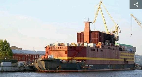 ПАТЭС ще бъде заредена с ядрено гориво в Мурманск