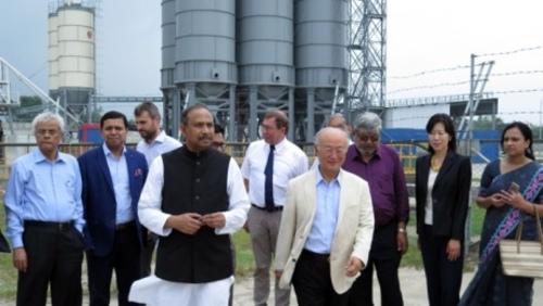 """Бангладеш – Има напредък в подготовката за изграждане на АЕЦ """"Рупур"""", заяви Юкия Амано"""