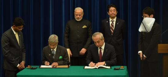 Япония е готова да съдейства на Индия в ядрената област