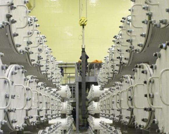 Беларуска АЕЦ – Първото зареждане на активната зона на реактора със свежо ядрено гориво ще стане в края на 2018 година