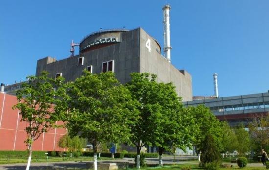 Спряха четвърти блок на Запорожската АЕЦ за продължителен планов ремонт