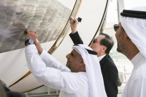 """ОАЕ – АЕЦ """"Barakah"""" – Завърши монтажът на парогенераторите и реактора на последния, 4-ти енергоблок"""