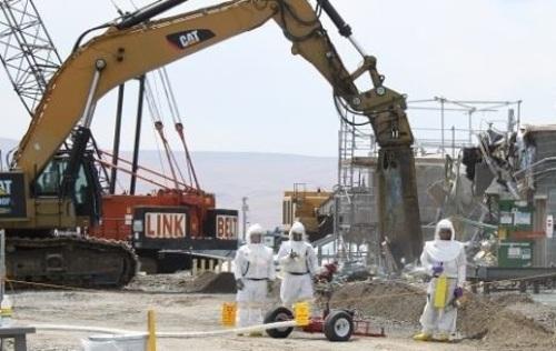 САЩ – Започна демонтажът на плутониевия завод в Hanford