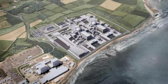 """HANSON UK сключи договори за доставка на строителни материали за АЕЦ """"Hinkley Point C"""""""