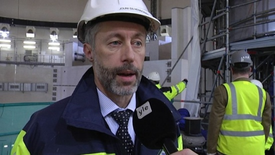 Финландската Olkiluoto 3 с реактор EPR ще бъде стартирана през декември 2018 година – съобщиха от Teollisuuden Voima (TVO).