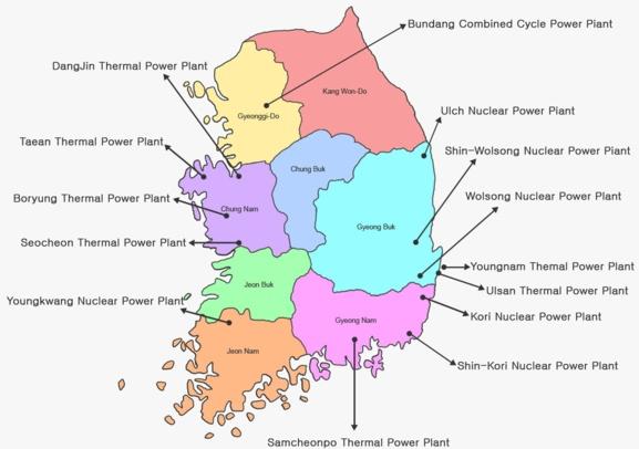 """Южна Корея – допитване за съдбата на строящите се блокове в АЕЦ """"Shin Kori"""""""