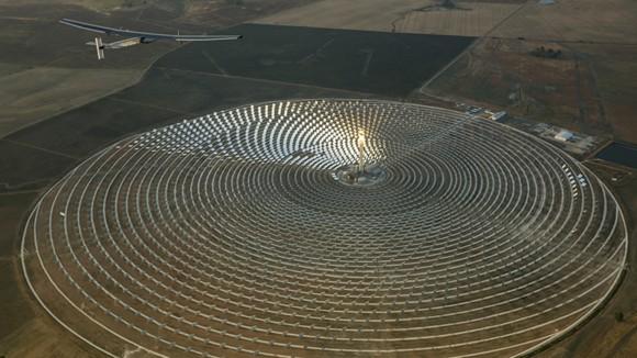Огромна слънчева електроцентрала в Сахара ще дава електроенергия за Европа