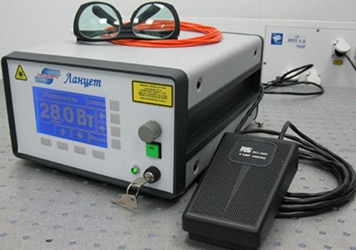 """Росатом"" разработи модерен тулиев лазер за медицински цели"
