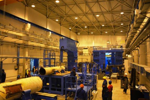"""Представители на ЕК и ЕБВР присъстваха на изпитания на ново съоръжение в ДП """"Радиоактивни отпадъци"""" – съобщение за медиите"""