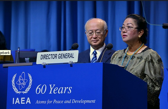 Юкия Амано бе утвърден за трети мандат на поста генерален директор на МААЕ