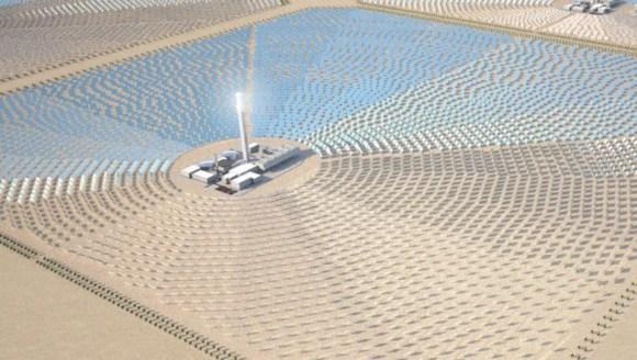 Африканска компания иска да доставя в Европа слънчева електроенергия от Сахара