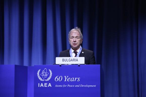 Ехо от 61-та Генерална конференция на МААЕ – изявление на председателя на АЯР Лъчезар Костов