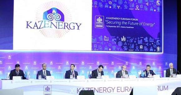 """KAZENERGY: от """"зелената"""" енергетика до """"зелената"""" икономика"""