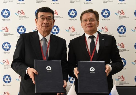 Русия и Япония постигнаха съгласие за сътрудничество при обезвреждането на радиоактивни отпадъци