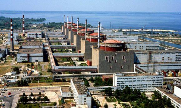 СБУ предотврати извънредна ситуация на Запорожската АЕЦ
