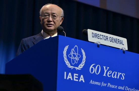 Генералният директор подчерта програмите и резултатите на МААЕ при откриването на 61-та генерална конференция