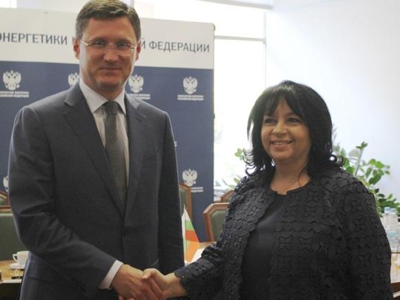 България и Русия задълбочават партньорството си в енергийния сектор