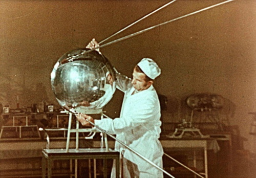 60 години от полета на първия изкуствен спътник на Земята