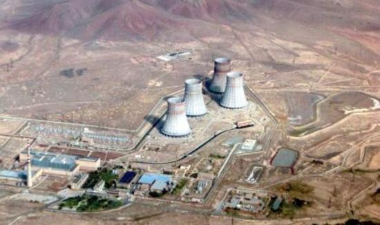 Армения – след 2026 година ще бъде ясно, кога втори блок на Арменската АЕЦ ще бъде изведен от експлоатация, казват от Министерството на енергетиката