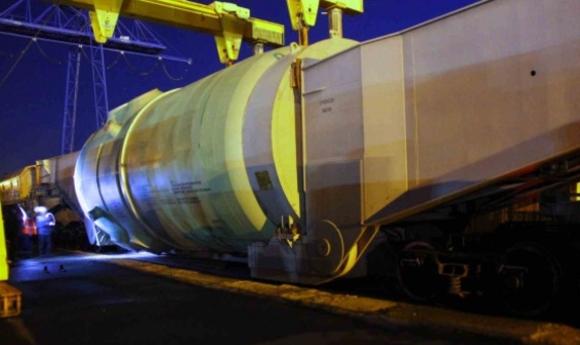 Корпусът на реактора за втори енергоблок пристигна на площадката на Беларуската АЕЦ