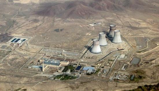 Ереван се ангажира да затвори атомната си електроцентрала, се казва в публикувания текст на споразумението с ЕС