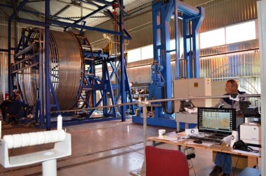 Русия завърши доставката на свръхпроводими материали за термоядрения реактор ITER във Франция