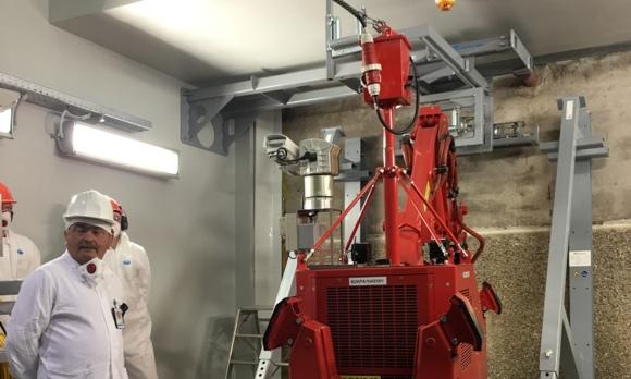 Литва – На Игналинската АЕЦ започнаха горещите изпитания на комплекса за преработка и съхраняване на твърди радиоактивни отпадъци
