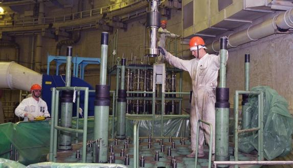 Ростовска АЕЦ – на пусковия четвърти блок започна ревизия на основното оборудване на РУ след горещата обкатка