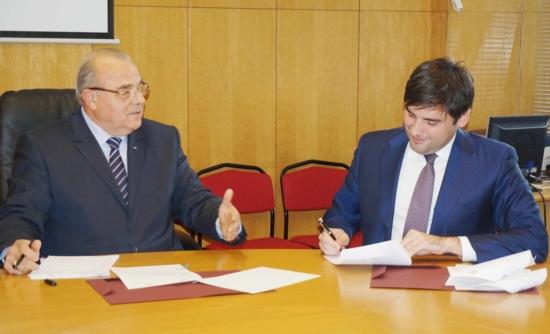 """Регионалният център на """"Росатом"""" за страните от Централна Европа и Университетът за национално и световно стопанство подписаха Меморандум за разбирателство"""