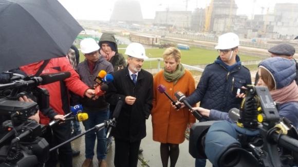 Беларуска АЕЦ – До края на 2019 година първи енергоблок ще бъде въведен в експлоатация