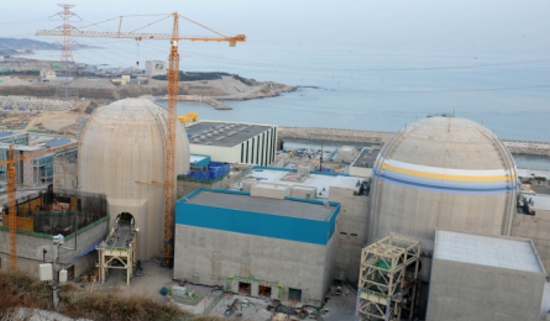 """Южнокорейското правителство ще възобнови изграждането на ядрени реактори в АЕЦ """"Kori"""""""