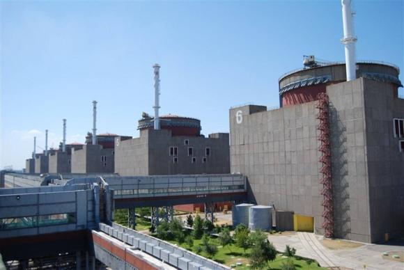 Запорожската АЕЦ изключи шести блок от енергийната система