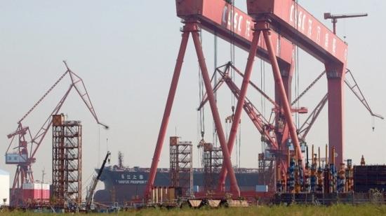 Китайците създадоха първия електрически кораб