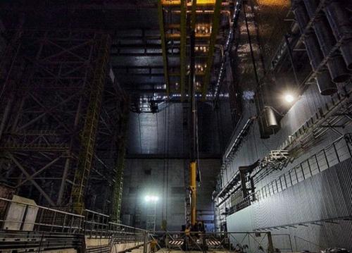 Чернобилската АЕЦ отвътре – първите уникални снимки