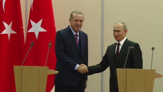 Ердоган покани Путин на изливането на първия бетон във фундамента на турската АЕЦ