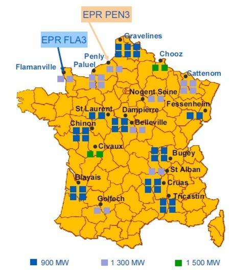 Новите власти във Франция могат да се откажат от антиядрените програми на своите предшественици