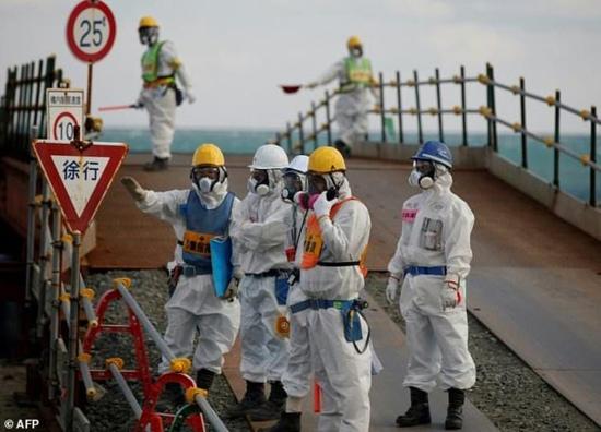 """АЕЦ """"Фукушима-1"""" – TEPCO подготвя изваждане на горивото от БОК на трети реактор"""