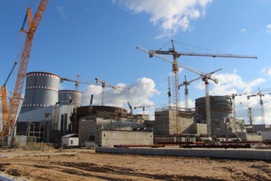 Физическият пуск на първи енергоблок на Ленинградската АЕЦ-2 ще бъде през декември тази година
