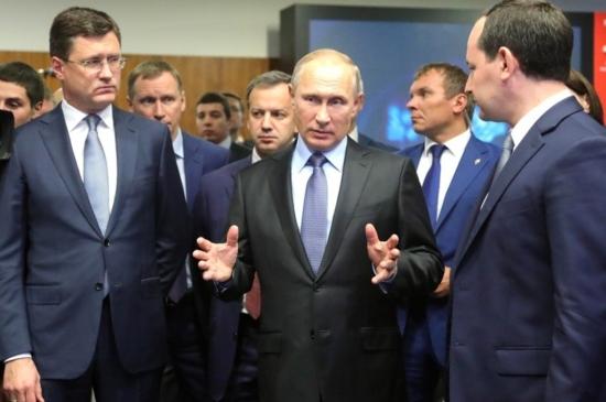 През 2018 година Русия ще бъде готова за излизането на страните от Прибалтика от нейната енергийна система