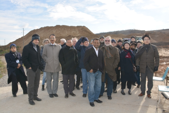 Проектът НХ РАО беше представен на международен експертен форум