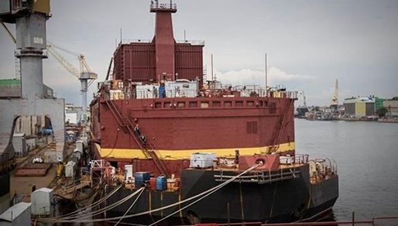 """Физическият пуск на реакторите на ПАТЕЦ """"Академик Ломоносов"""" ще бъде през есента на следващата година"""