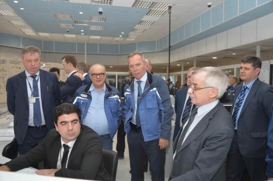 Ростовска АЕЦ – Четвърти блок излезе на минимално контролирано ниво на мощност (МКУ)